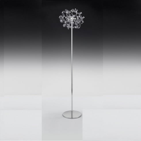 Metal Lux Astro 206.740.01 A420P Crystal Floor Lamp