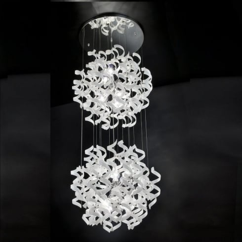 Metal Lux Astro 206.176.02 A2498P White Ceiling Light