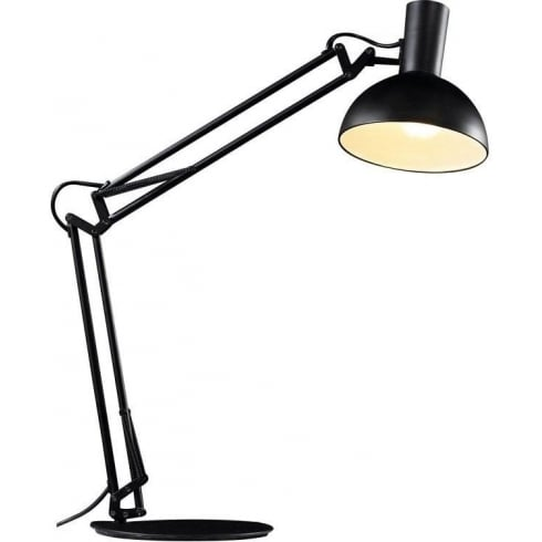 Nordlux Akri 75145003 Black Table Lamp