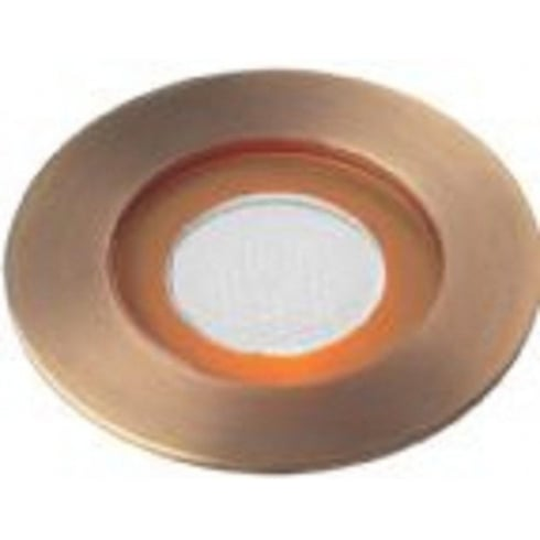 Collingwood GL016 F AB WW Antique Brass LED Ground Light