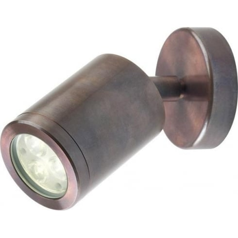 Collingwood Lighting WL320A F WH Copper Wall Light
