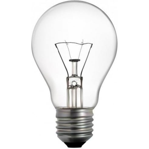 18W ES Candle Light Bulb