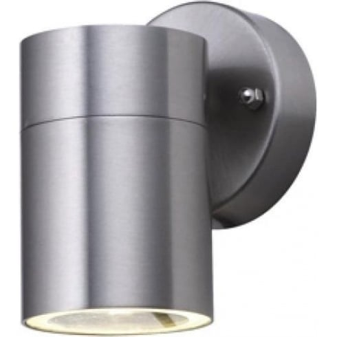 Searchlight Electric 5008-1 Outdoor Stainless Steel Fixed Wall Spot Light