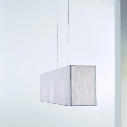 Axo Clavius SPCLAVIUBCCRE27 White Pendant Ceiling Light