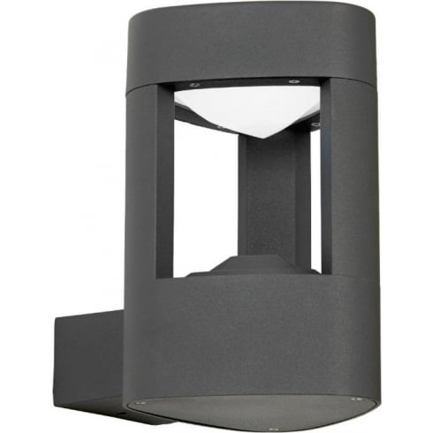 Endon Lighting EL-40074 Matt Grey Wall Light