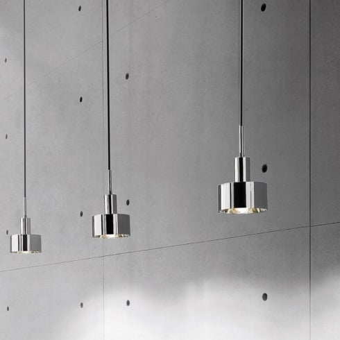Axo AX20 SPAX20PIXXCRG9X Chrome Pendant Ceiling Light