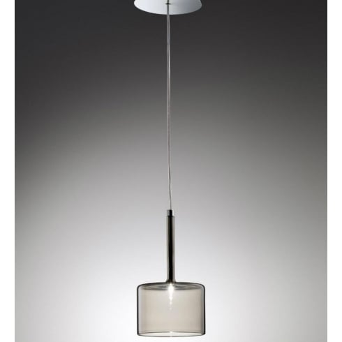 Axo Spillray SPSPILLGGRCR12V Grey Pendant Ceiling Light