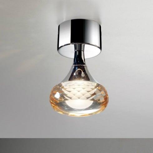 Axo Fairy PLFAIRYXAMCRLED Amber Ceiling Light