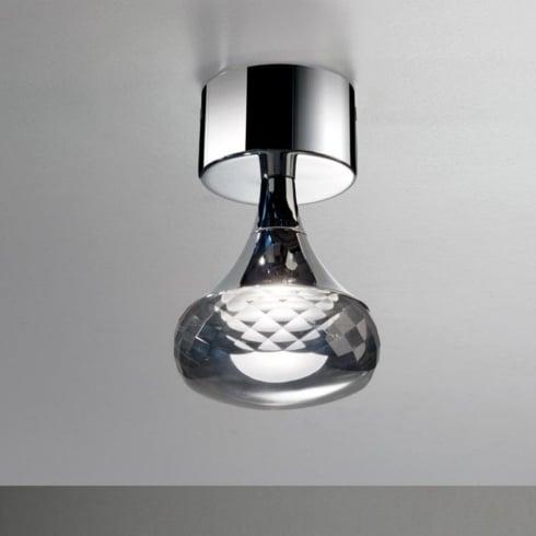 Axo Fairy PLFAIRYXGRCRLED Grey Ceiling Light