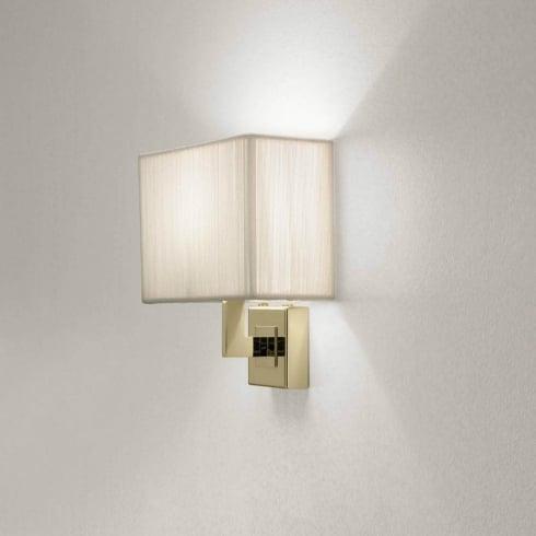 Axo Clavius APCLAVBRBCXXE14 White Wall Light