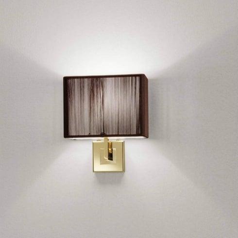 Axo Clavius APCLAVBRTAXXE14 Brown Wall Light