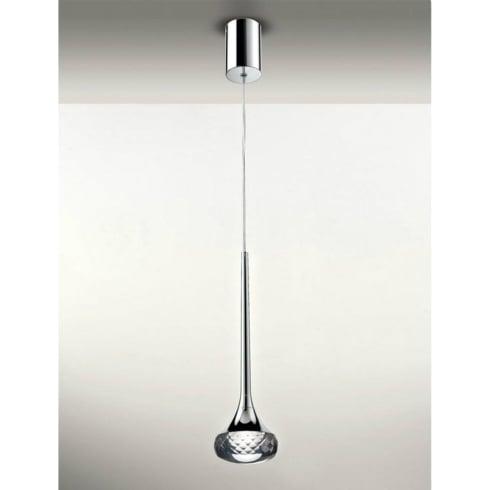 Axo Fairy SPFAIRYXGRCRLED Grey Pendant Ceiling Light