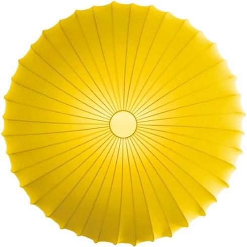 Axo Muse PLMUSE80GIXXE27 Yellow Wall/Semi Flush Ceiling Light