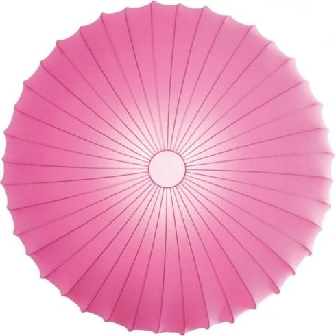 Axo Muse PLMUSE80ROXXE27 Pink Wall/Semi Flush Ceiling Light