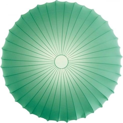 Axo Muse PLMUSE80VEXXE27 Green Wall/Semi Flush Ceiling Light