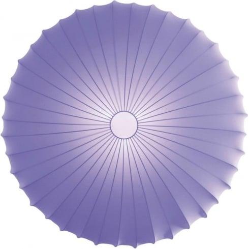 Axo Muse PLMUS120VIXXE27 Purple Wall/Semi Flush Ceiling Light