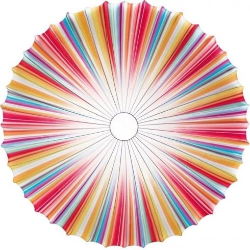 Axo Muse PLMUSE80MCXXE27 Multicolour Wall/Semi Flush Ceiling Light
