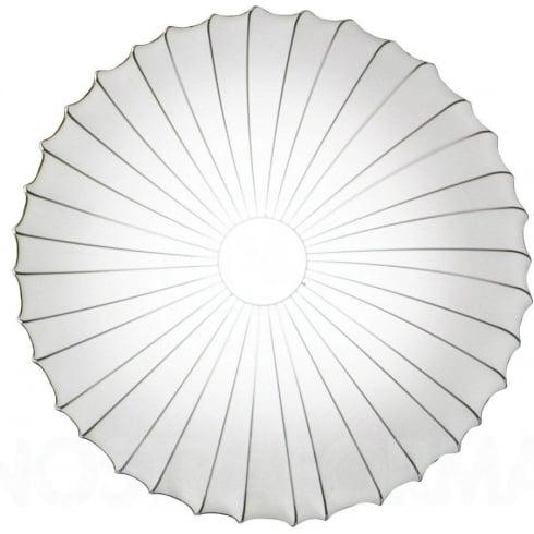 Axo Muse PLMUSE80BCXXE27 White Wall/Semi Flush Ceiling Light