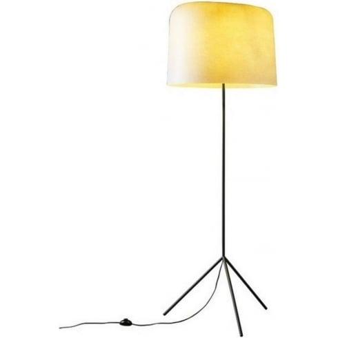 Karboxx Ola 09TR68F2 White Floor Lamp