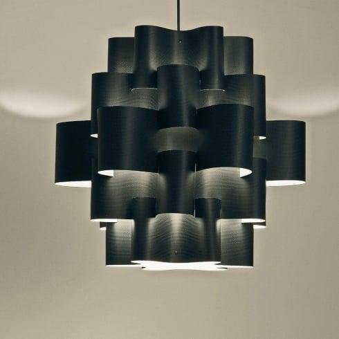 Karboxx Sun 50 05SPBK50S Black Pendant Ceiling Light
