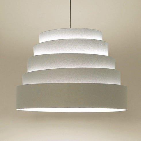 Karboxx Light Babel 10SPWH01 White Pendant Ceiling Light