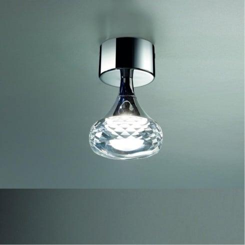 Axo Fairy PLFAIRYXCSCRLED Crystal Ceiling Light