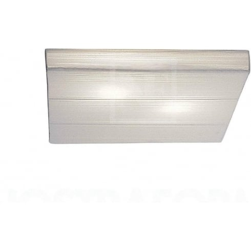 Axo Clavius PLCLAVIUBCXXE27 White Semi Flush Ceiling Light
