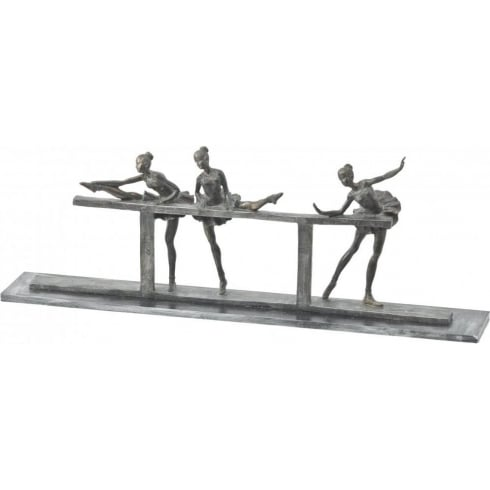 Libra Company Abstract Sculpture of the Trio Ballet Dancers 357100