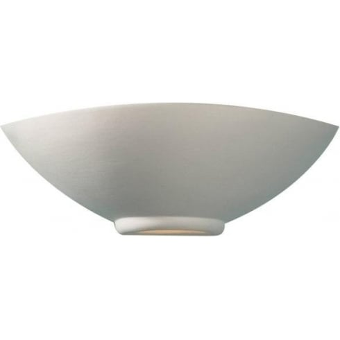Dar Otis OTI0748 Unglazed Ceramic Glass Wall Washer