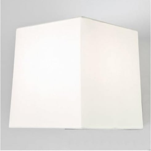 Astro Lighting Azumi Square 4011 White Fabric Tapered Square Lamp Shade