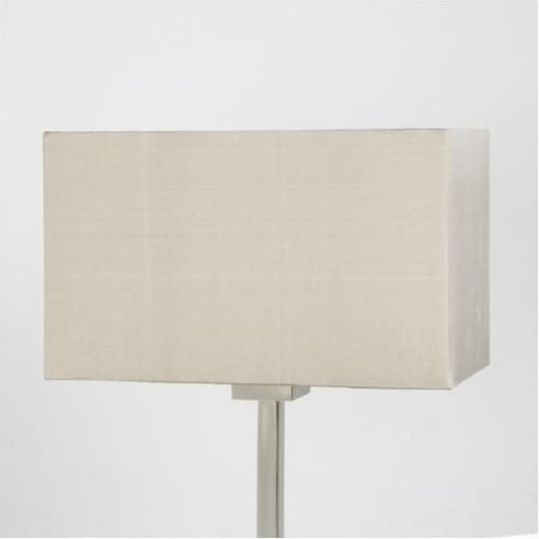 Astro Rectangle 285 Oyster Fabric Shade