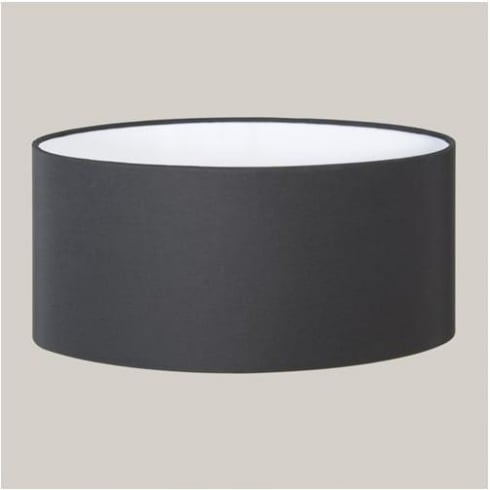 Astro Lighting Oval 4055 Black Fabric Oval Lamp Shade