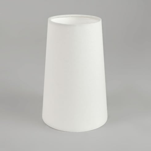 Astro Lighting Cone 240 4080 White Fabric Lamp Shade