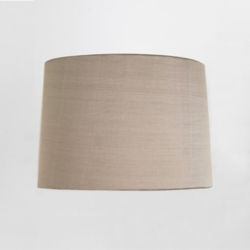 Astro Round Tapered 215 Fabric Oyster Shade