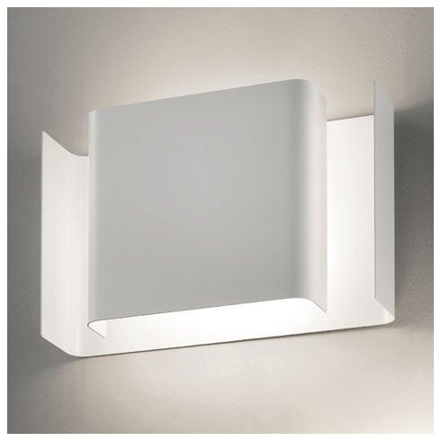 Karboxx Alalunga 18PA42LW White Wall Light