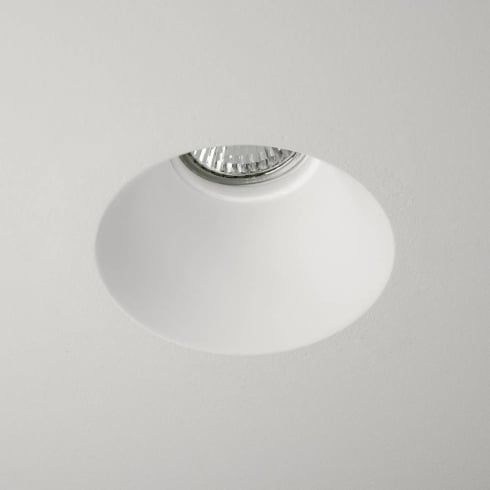 Astro Lighting Blanco 5657 Trimless Round Recessed GU10 Downlight 230V