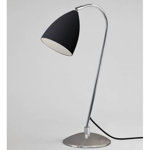 Astro Lighting Joel Table 4544 Painted Black Switched Desk Lamp