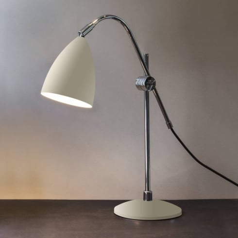 Astro Lighting Joel Grande Table 4552 Matt Cream Large Switched Desk Lamp