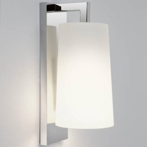 Astro Lighting Lago 280 7058 Polished Chrome Surface Wall light IP44