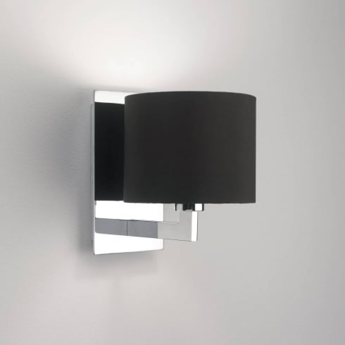 Astro Lighting Olan 0860 Surface Wall Light in Polished Chrome IP20