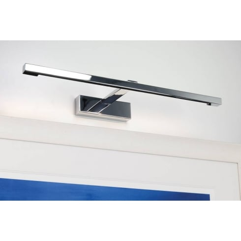 Astro Lighting Teetoo 550 12v 0796 Chrome Linear Square Picture Light 550mm