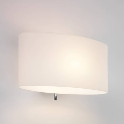 Astro Lighting Tokyo Switched 0569 Modern Surface Wall Light in White Opal Glass IP20