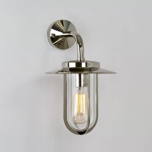 Astro Montparnasse Surface Wall Light Polished Nickel