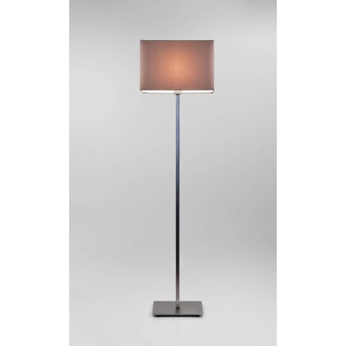 Astro Park Lane Floor Lamp Matt Nickel