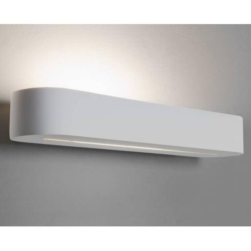Astro Vento 400 Surface Wall Light Plaster