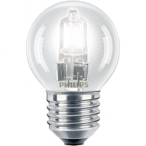 Philips Lighting 28W ES Round Light Bulb