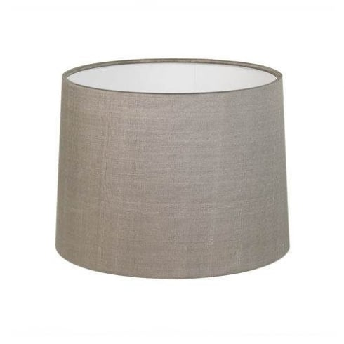 Astro Lighting Tapered Drum 4064 Oyster Fabric Shade