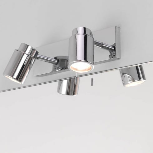Astro Lighting Como 6121 Switched Polished Chrome Finish Bathroom Spotlight