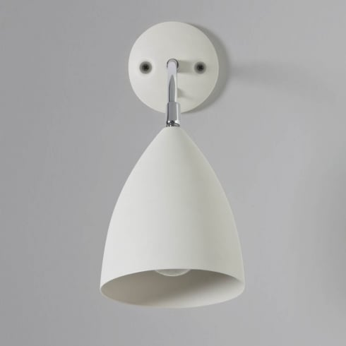 Astro Lighting Joel Wall 7158 Switched Cream Finish Surface Wall Light