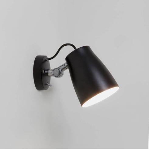 Astro Atelier Grande Surface Wall Light White Switched